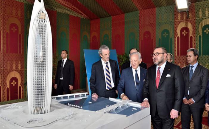 المغرب يبدأ إنشاء أعلى برج في قارة أفريقيا  بأحدث المواصفات التكنولوجية الصديقة للبيئة