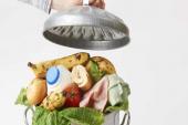 تقارير وملفات : النفايات الغذائية وتغير المناخ