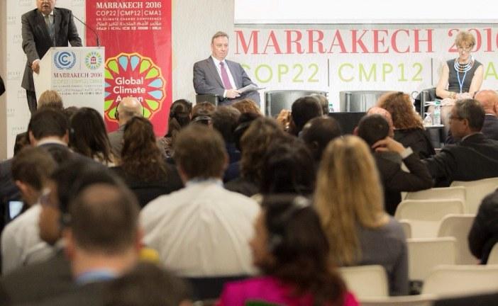 مؤتمرCOP22  : تنظيم لقاء حول دور المدن والمؤسسات البشرية في مكافحة تغير المناخ