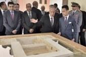 ولي العهد الأمير مولاي الحسن يدشن متحف محمد السادس للماء بمراكش