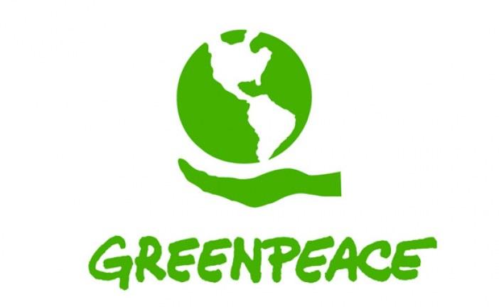"""سفينة منظمة السلام الأخضر """"غرينبيس""""  في ميناء """"فال بارايسو"""""""