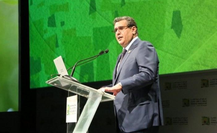 أخنوش:  مخطط المغرب الأخضر، عزز الأمن الغذائي وتحسنت معه  ظروف عيش ساكنة العالم القروي.