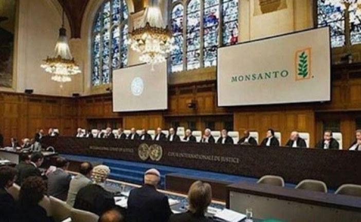 """""""مونسانتو"""" تفبرك دراسات مزورة لإخفاء الحقائق العلمية عن مبيداتها المسرطنة المنتشرة في الضفة وغزة"""