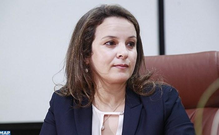 شرفات أفيلال تؤكد أن أجندة الماء تتماشى تماما مع مجهودات المملكة المغربية المتواصلة على الصعيد الدولي لجعل الماء في صلب المفاوضات حول المناخ