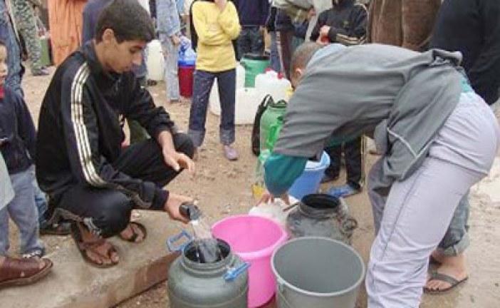 أزمة المياه تجر أفيلال والفاسي الفهري إلى المساءلة البرلمانية