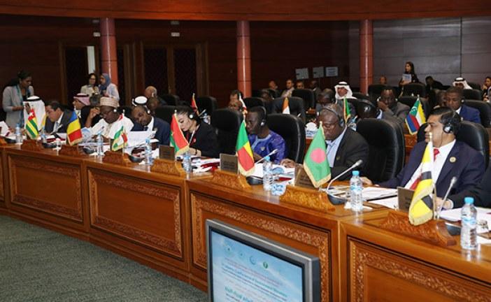 """المؤتمر الإسلامي السابع لوزراء البيئة.. """"إعلان الرباط"""" يدعو الدول الأعضاء إلى مواصلة دعم الأجندة العالمية للتنمية المستدامة"""