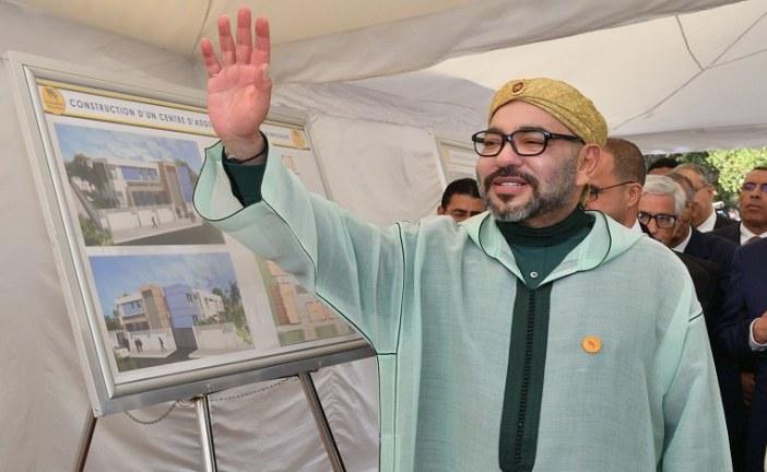 الملك محمد السادس يعطي انطلاقة أشغال إنجاز مركز لطب الإدمان ببنسليمان