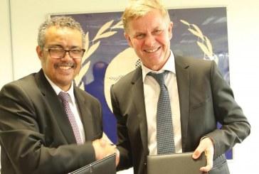 اتفاق منظمة الأمم المتحدة للبيئة ومنظمة الصحة العالمية على تعاون جديد بشان مخاطر الصحة البيئية