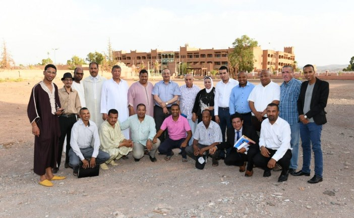 الأعرج : الثقافة رافعة أساسية للتنمية بإقليم وارزازات