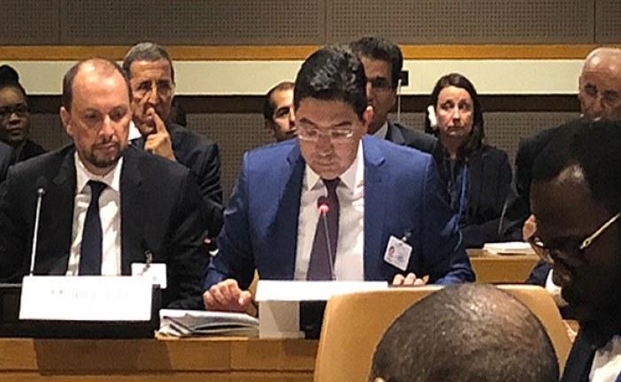السيد بوريطة: المغرب ملتزم بقوة بحشد الدعم المأمول لمبادرة تكيف الزراعة في إفريقيا مع التغيرات المناخية