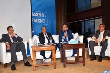 خبراء مغاربة وأجانب يتباحثون في أكادير حول موضوع تدبير ندرة المياه على مستوى الأحواض المائية