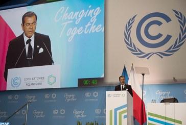 جلالة الملك يؤكد أن المملكة المغربية تضع القضايا البيئية والتحديات المناخية ضمن أولويات سياساتها الوطنية