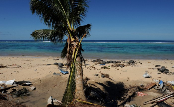 رصد أمواج من تسونامي بعد زلزال بقوة 7,6 درجات قبالة كاليدونيا الجديدة