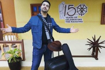 الهند تكرم نصر ميكري وتدعوه للمشاركة في حفل فني بمدينة أحمد أباد