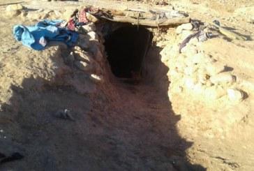 أسرة تواصل العيش في كهف وجمعويون يطلبون انتشالها من الغار