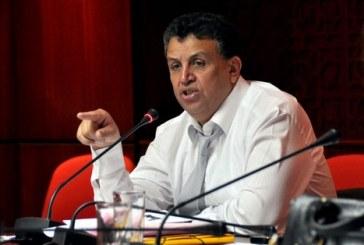 """وهبي: بنشماش لن يمنعني من الكلام .. والأزمة في """"البام"""" قائمة"""