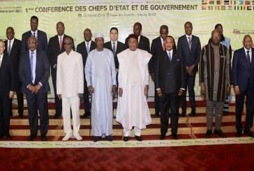 أشاد رؤساء الدول والحكومات للجنة المناخ لمنطقة الساحل بالدور الرائد لجلالة الملك محمد السادس ورؤيته من أجل إفريقيا «قوية وفاعلة».