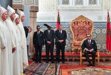 الملك يستقبل ولاة وعمالا جددا في الإدارتين الترابية والمركزية