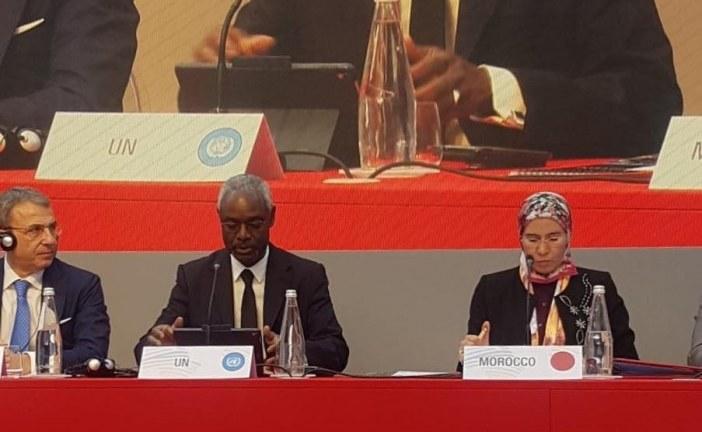 المغرب يعزز شراكته في مجال التغير المناخي بإفريقيا مع دول G7