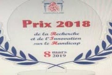 جائزة جامعة سيدي محمد بن عبد الله للبحث والابتكار في الإعاقة  دورة 2018