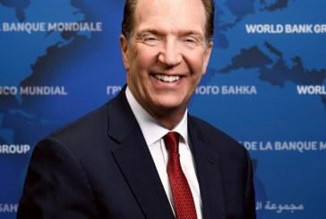 المديرون التنفيذيون للبنك الدولي يختارون ديفيد مالباس الرئيس الثالث عشر لمجموعة البنك الدولي
