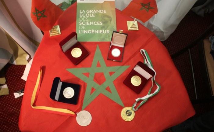 الإمسي تطمح لرفع راية المغرب بمعرض جنيف الدولي للاختراعات والفوز بالألقاب
