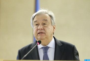 الأمين العام للأمم المتحدة يشيد بدور نيوزلندا القيادي في مكافحة التغير المناخي