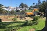 نداء مرصد حماية البيئة و المآثر التاريخية لانقاذ حدائق المندوبية بطنجة