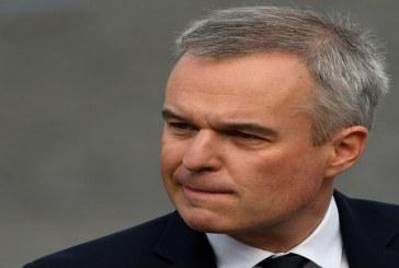 استقالة وزير البيئة الفرنسي من منصبه