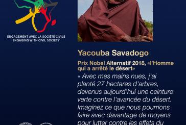 معا جميعا، دعونا نشارك في هذه الحملة والمساهمة في تحقيق الأهداف الإنمائية الطموحة لأفريقيا من خلال إعادة بناء هذا الصندوق! FAD-15: Les Citoyens en Afrique se mobilisent