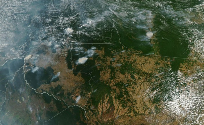 البرازيل: مئات الحرائق الجديدة تجتاح غابات الأمازون الاستوائية الأكبر في العالم