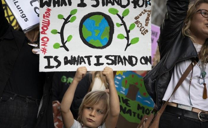 منظمة الصحة العالمية : حرائق غابات الأمازون تهدد صحة الأطفال