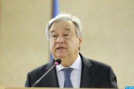 غوتيريش: أزمة المناخ ستزداد سوءا مالم يتخذ المجتمع الدولي إجراءات عاجلة