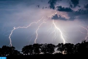 عواصف رعدية بمعظم مناطق النمسا مساء الإثنين