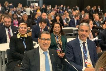 رئيس الحكومة :المغرب ملتزم بتعهداته وعلى المنتظم الدولي تحمل مسؤولياته:COP25
