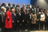وزير الطاقة والمعادن والبيئة في لقاء حول الصندوق الأزرق لحوض الكونغو