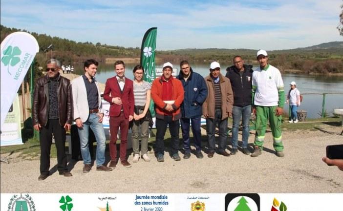 جمعية مغرب أصدقاء البيئة تشارك قافلة العلوم  و تحتفل باليوم العالمي للمناطق الرطبة 2020