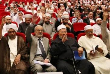 اتحاد علماء المسلمين يفتي بإيقاف صلاة الجمعة والجماعة بسبب كورونا