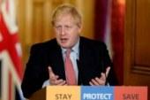 رئيس الوزراء البريطاني بوريس جونسون يعلن ثبوت إصابته بفيروس كورونا