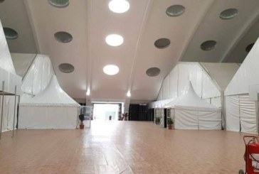 انتهاء أشغال تهيئة فضاء المعرض الدولي بالدار البيضاء لاحتضان أكبر مستشفى ميداني