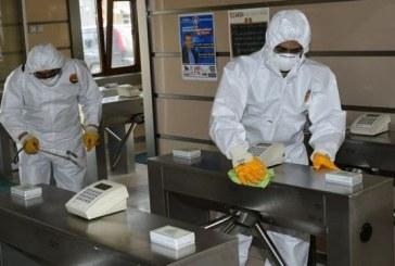 """186 إصابات جديدة مؤكدة بفيروس """"كوفيد-19″، بين السادسة من مساء أمس والعاشرة من صباح اليوم الثلاثاء."""