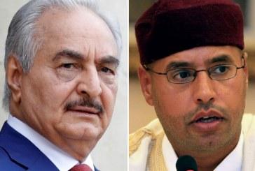 تايمز: روسيا تعدّ سيف الإسلام القذافي لرئاسة ليبيا