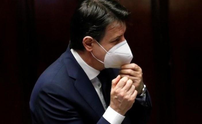 رئيس وزراء إيطاليا امام القضاء بسبب جائحة كورونا
