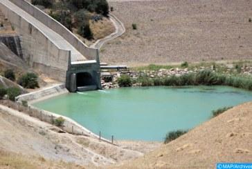 الحوض المائي لسبو: بناء عشرة سدود في أفق 2050