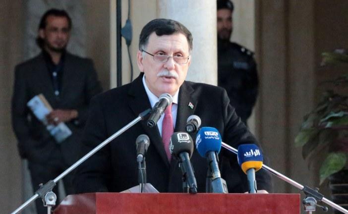 فايز السراج: لن نسمح بظهور دكتاتور في ليبيا