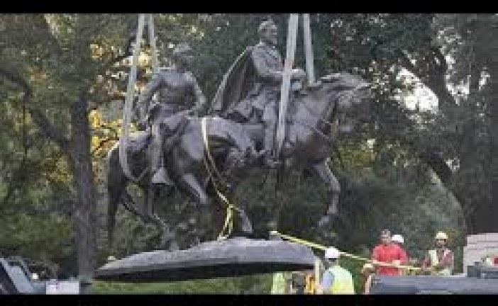 الولايات المتحدة: دعوات لإزالة تماثيل وأسماء مسؤولين من الحقبة الكونفيدرالية وترامب يرفض