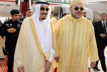 الملك محمد السادس يطمئن على صحة العاهل السعودي