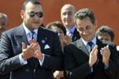 """ساركوزي رئيس فرنسا السابق: """"المغرب محظوظ جدا"""" بامتلاكه """"ملكا بهذه الأهمية""""."""