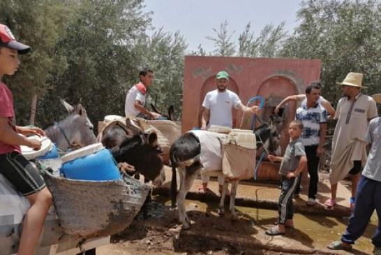 """مواطنون يتخوفون من """"شبح العطش"""" بإقليم أزيلال"""