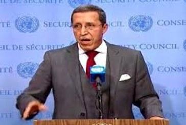هلال: المغرب يواصل إشعاعه داخل الأمم المتحدة